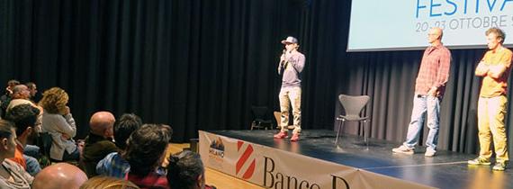 Banco Desio al Milano Montagna Festival 2017