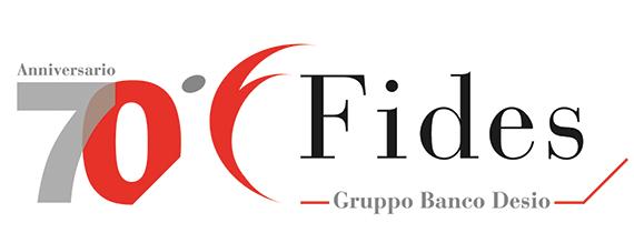 Fides Logo 70anni