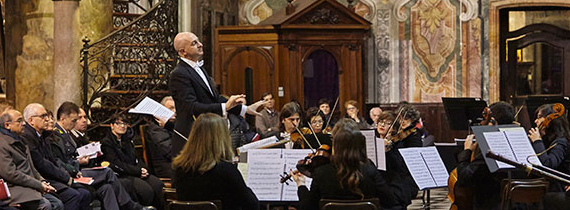 Concerto Natale 2016 Monza