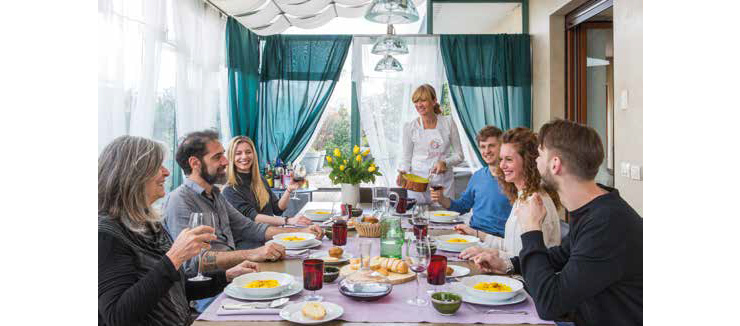 Tradizione a tavola con le Cesarine
