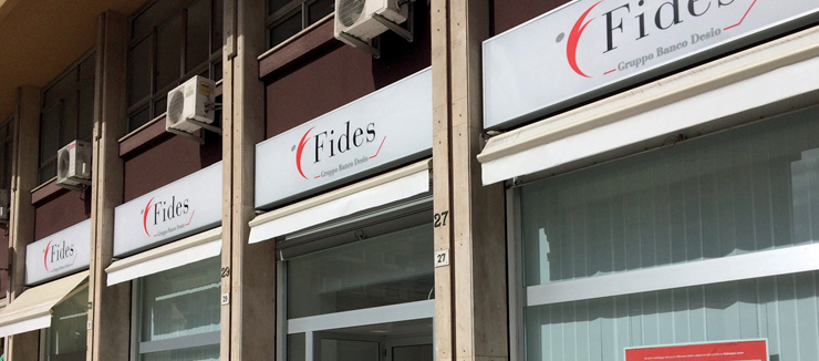 Fides Banco Desio Sito Corporate