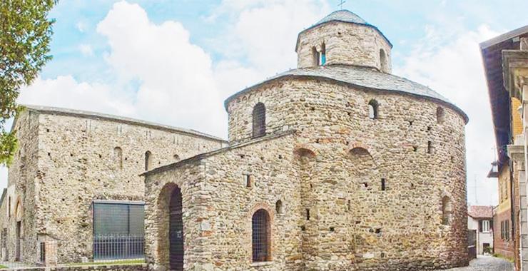 Il complesso paleocristiano della Pieve di Galliano